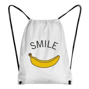 Plecak-worek Banana smile