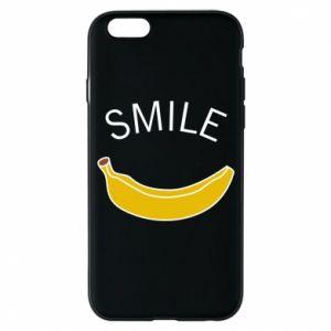 Etui na iPhone 6/6S Banana smile