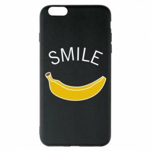 Etui na iPhone 6 Plus/6S Plus Banana smile