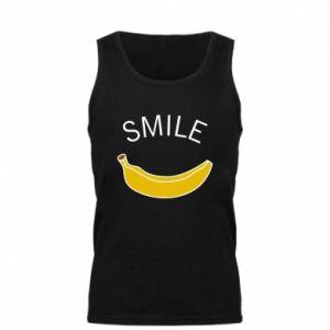 Męska koszulka Banana smile