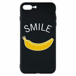 Etui na iPhone 8 Plus Banana smile