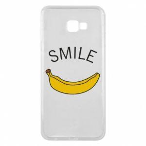 Etui na Samsung J4 Plus 2018 Banana smile