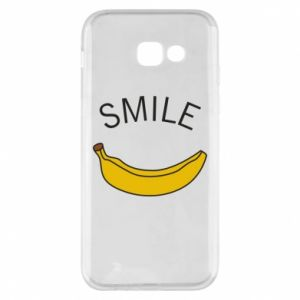 Etui na Samsung A5 2017 Banana smile