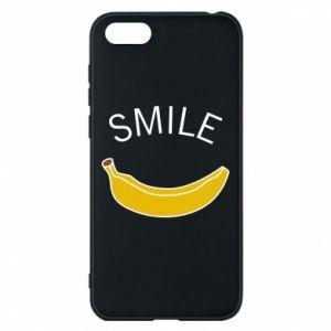 Etui na Huawei Y5 2018 Banana smile