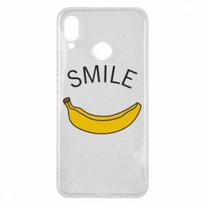 Etui na Huawei P Smart Plus Banana smile