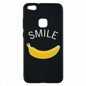 Etui na Huawei P10 Lite Banana smile