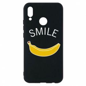 Etui na Huawei P20 Lite Banana smile