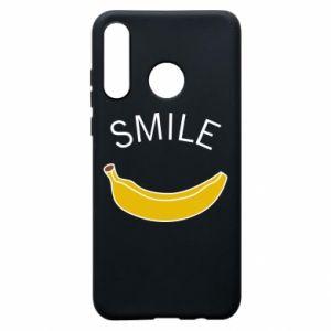 Etui na Huawei P30 Lite Banana smile