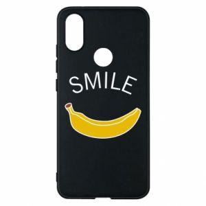 Etui na Xiaomi Mi A2 Banana smile