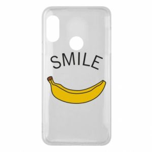 Etui na Mi A2 Lite Banana smile