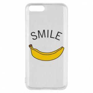 Etui na Xiaomi Mi6 Banana smile