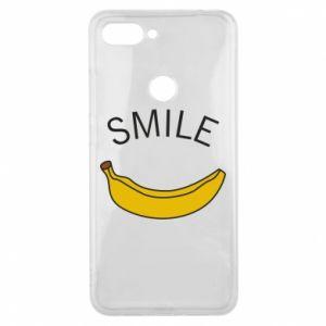 Etui na Xiaomi Mi8 Lite Banana smile