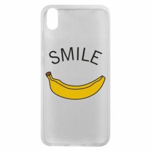 Etui na Xiaomi Redmi 7A Banana smile