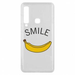 Etui na Samsung A9 2018 Banana smile