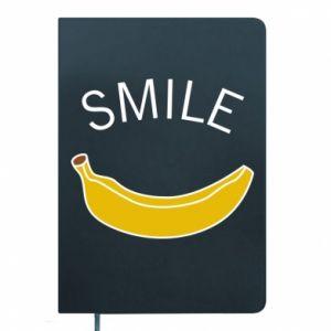 Notepad Banana smile