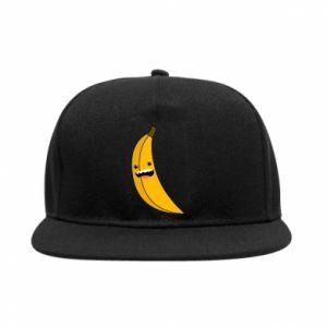SnapBack Banana smile stars