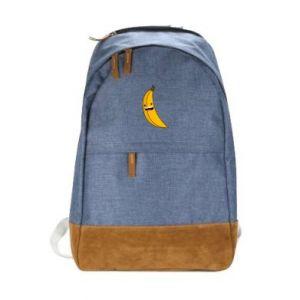 Miejski plecak Bananowe gwiazdy uśmiechu