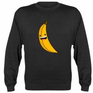Sweatshirt Banana smile stars