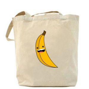 Bag Banana smile stars