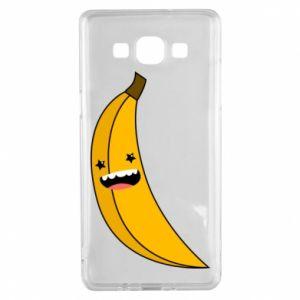 Samsung A5 2015 Case Banana smile stars