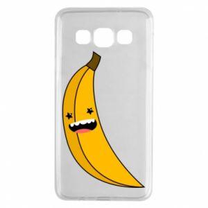 Samsung A3 2015 Case Banana smile stars