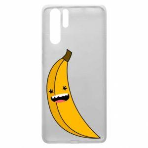 Huawei P30 Pro Case Banana smile stars