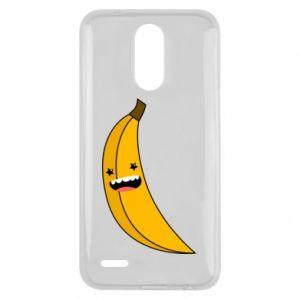 Lg K10 2017 Case Banana smile stars