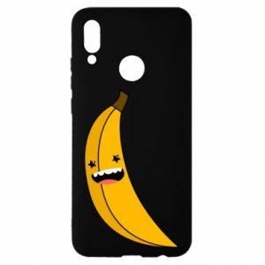 Huawei P Smart 2019 Case Banana smile stars