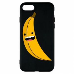 iPhone SE 2020 Case Banana smile stars