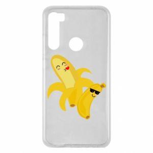 Xiaomi Redmi Note 8 Case Bananas