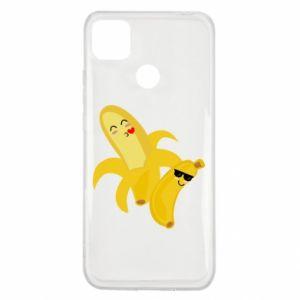 Xiaomi Redmi 9c Case Bananas