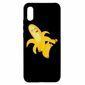 Xiaomi Redmi 9a Case Bananas
