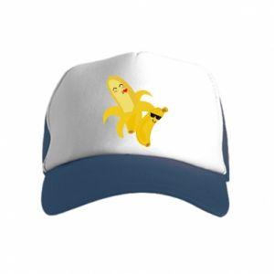 Kid's Trucker Hat Bananas