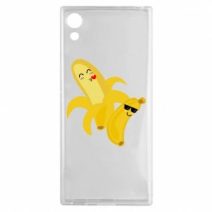 Sony Xperia XA1 Case Bananas
