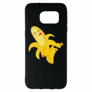 Samsung S7 EDGE Case Bananas