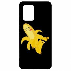 Samsung S10 Lite Case Bananas