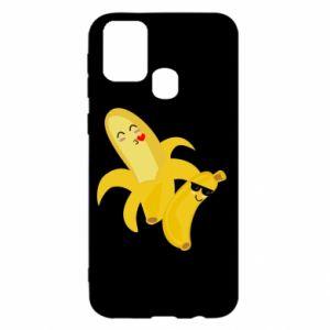 Samsung M31 Case Bananas