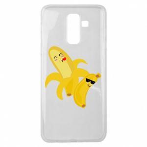 Samsung J8 2018 Case Bananas
