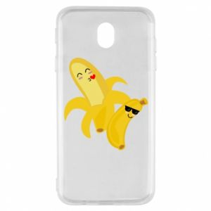 Samsung J7 2017 Case Bananas