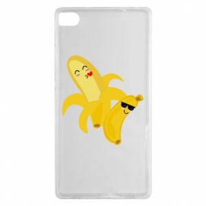 Huawei P8 Case Bananas