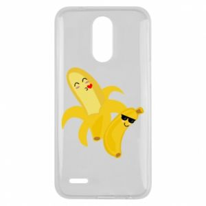 Lg K10 2017 Case Bananas