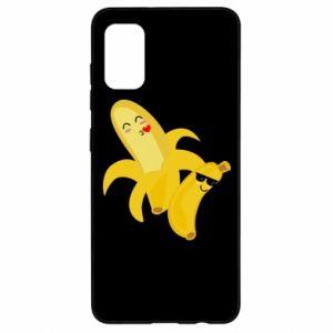 Samsung A41 Case Bananas
