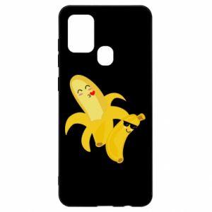 Samsung A21s Case Bananas