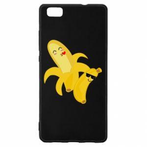 Huawei P8 Lite Case Bananas