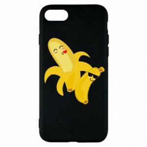 iPhone SE 2020 Case Bananas