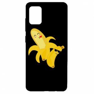 Samsung A51 Case Bananas