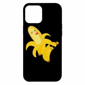 iPhone 12 Pro Max Case Bananas