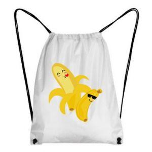 Plecak-worek Banany - PrintSalon