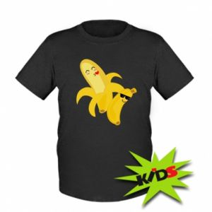 Kids T-shirt Bananas
