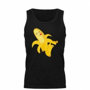 Męska koszulka Banany - PrintSalon